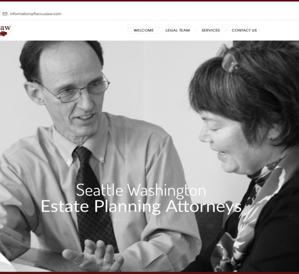 Flaccus Law Website