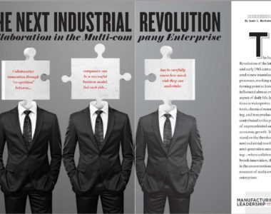 Next Industrial Revolution